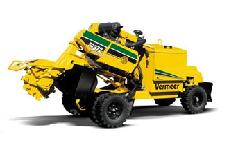 Stump Grinder Rentals in Northern Illinois