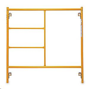 Where to find SCAFFOLD END FRAME in Dixon