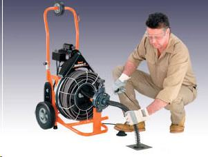 Where to find SEWER AUGER 100   POWER FEED in Dixon