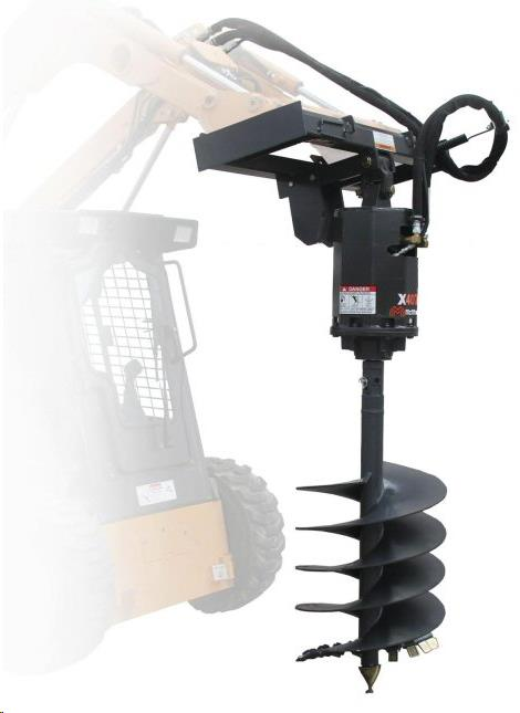 Where to find SKIDSTEER POST AUGER in Dixon