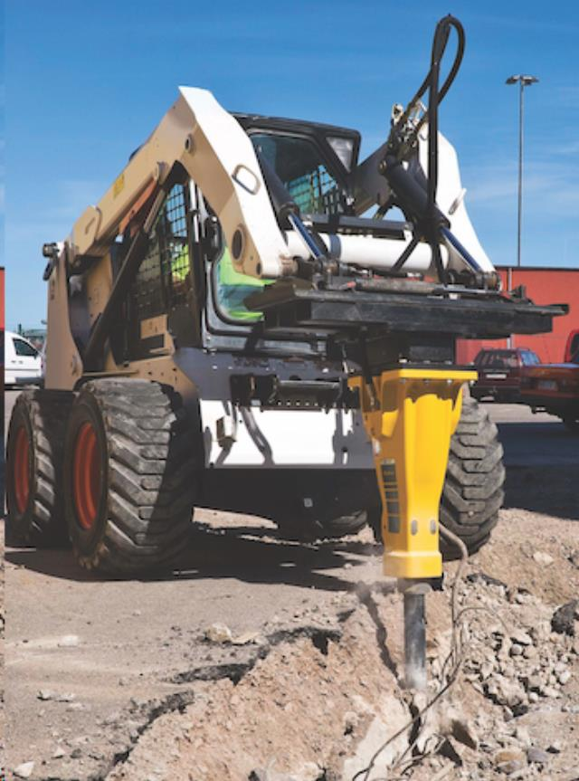 Where to find SKIDSTEER JACK HAMMER ALLIED 555 RED in Dixon