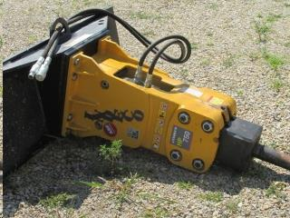 Where to find SKIDSTEER JACK HAMMER INDECO 750 GREEN in Dixon