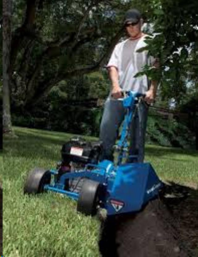 Where to find CABLE LAYER BED EDGER in Dixon