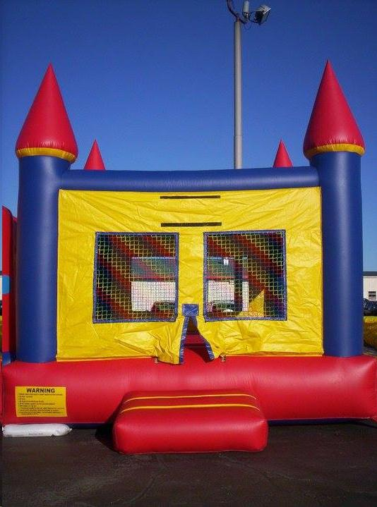 Where to find INFLATABLE JUMP CASTLE 2  15 X 15 in Dixon