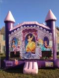 Rental store for INFLATABLE PRINCESS CASTLE in Dixon IL